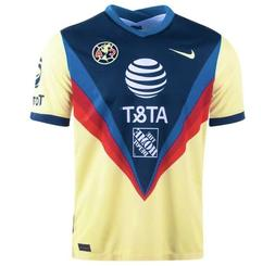 Club America 2020 - 2021 Home Soccer Jersey FAST SHIPPING FR