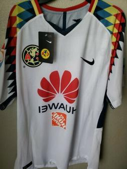 club america away soccer jersey no player