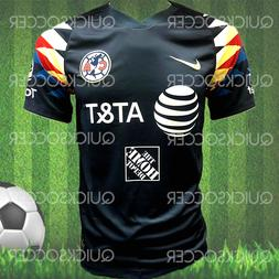 NIKE Club America Official 2019/2020 Away Soccer Football Je
