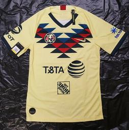 Nike Club America Official 2019 2020 Home Soccer Football Je