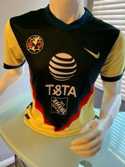 Nike Club America Official 2020 2021 Away Soccer Jersey S M