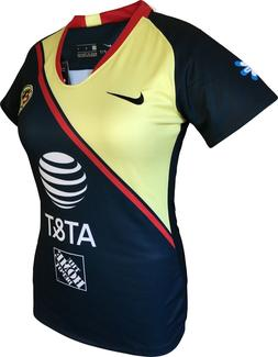 club america women soccer jersey shirt away