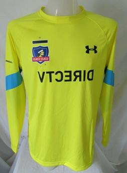 Under Armour Colo colo  Goalkeeper Jersey Soccer Men Jersey