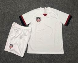 Soccer Uniform $19.50 each set: Jersey with Numbers, and Sho
