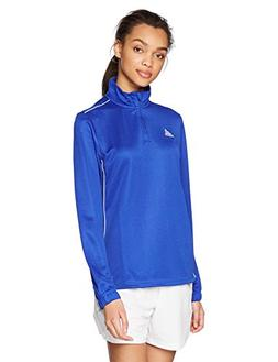 adidas Women's Core18 Training Top, Bold Blue/White, Large