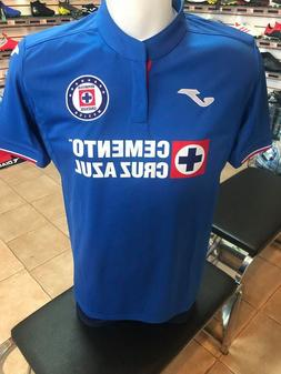 JOMA CRUZ AZUL 2019 HOME JERSEY LOCAL JERSEY BLUE AZUL