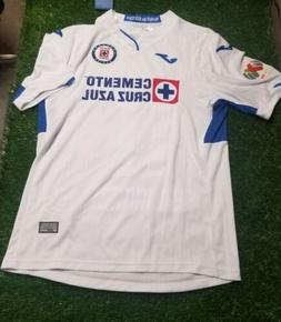 cruz azul away hernamdez jersey size small