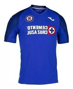 CRUZ AZUL LIGA 2019/2020 HOME JERSEY SHORT SLEEVE BRAND NEW