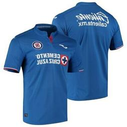 Cruz Azul Royal 2018/19 Home Club Replica Jersey