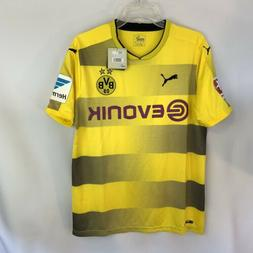 Puma Dortmund Reus #11 Borussia Hermes Yellow Mens Medium So