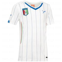 Puma Youth Drycell 2014 Italia Replica Away Jersey X-Large