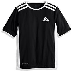 adidas Entrada 18 Jersey, Black/White, Medium