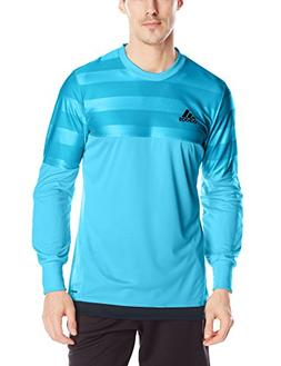adidas Performance Men's Entry Goalkeeping Jersey, Large, Br