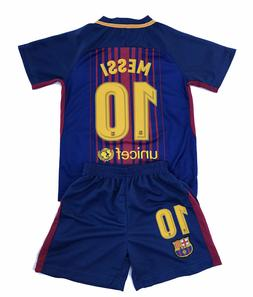 FC  Barcelona Lionel Messi #10 Soccer Jersey Youth Sizes