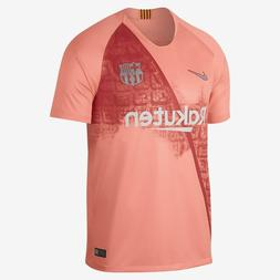Nike FC Barcelona Official 2018 2019 Third Soccer Football J