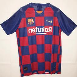 FC Barcelona Player Version Jersey 2019/2020 Mens Size Large