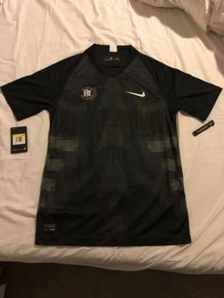 Nike Football F.C. Home SS Soccer Jersey AO0666 010 Size S