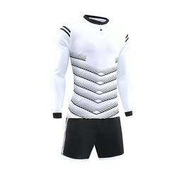 Football Uniform Long Sleeves Breathable Men's <font><b>Yout
