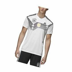 adidas Germany 2018 Home Replica Jersey White|Black Large