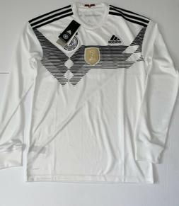 Adidas Germany 2018 International Soccer Jersey Long Sleeve