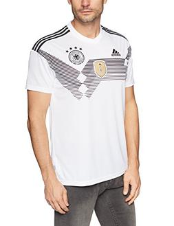 adidas Germany Home Shirt 2017/19-Small Adults