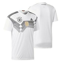 adidas Germany National Team Youth White 2018 Home Replica B