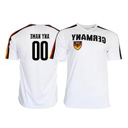 Pana Germany Soccer Jersey Flag German Adult Training World