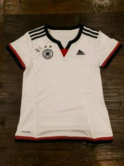 Adidas Germany XS Women's Soccer Jersey...New With Tags!