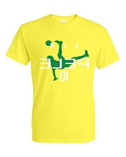 """The Silo GOLD Brazil """"Air Pele"""" T-Shirt YOUTH"""