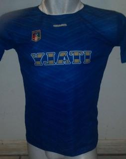 GORGEOUS UNISEX ITALY ITALIA HOME YOUTH SOCCER JERSEY ONE SI