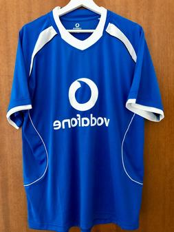 Greece National Soccer Team Dry fit Jersey Size Large
