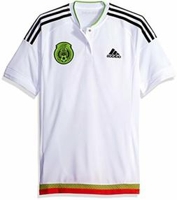 Adidas Soccer Mexico Away Jersey 2015-16 Style M36019 Men's