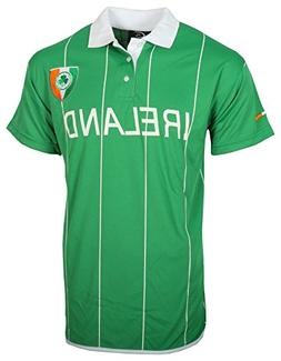 Malham Ireland Breathable Soccer Jersey