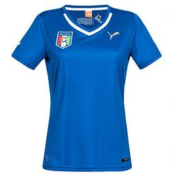 Editorial Pick Puma Women s Italia Home Replica Soccer Jersey f34cb9d5c8