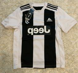 Adidas Juventus Soccer Jersey -Size YOUTH Climalite - New