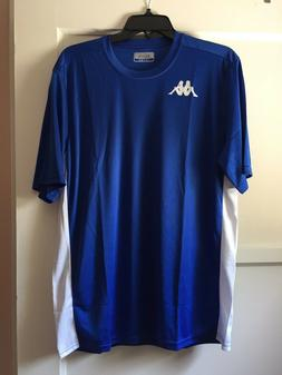 Kappa Men Soccer T shirt/Training Jersey