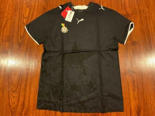 2006 07 mens ghana third player issue