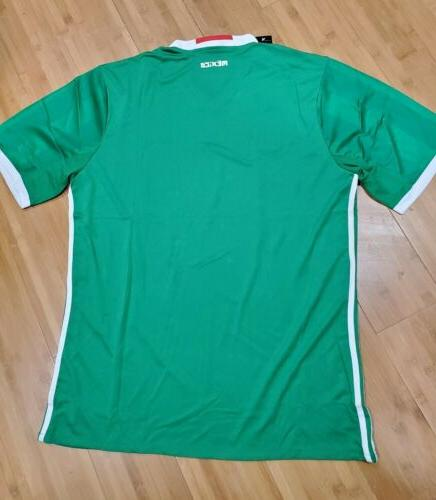 2014 mexico jersey, mens 3XL
