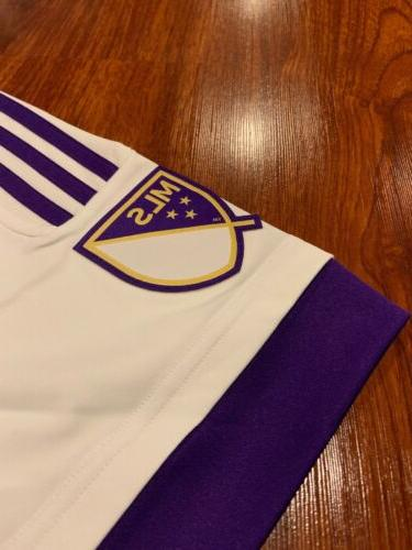 2016 Orlando City Jersey Large L US