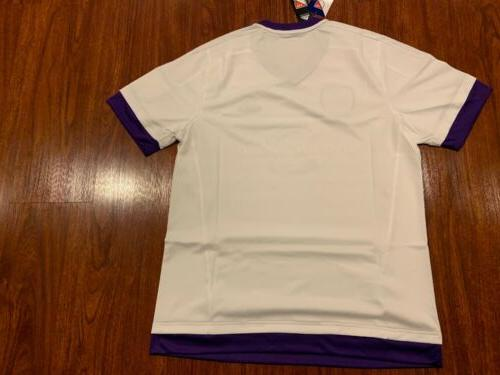 2016 Adidas City Jersey Large L US