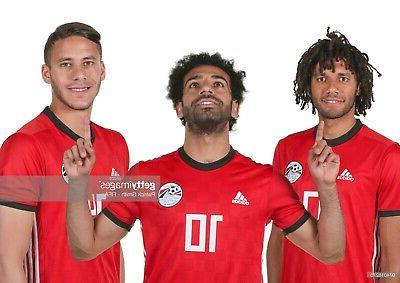2018 #10 Mohamed Adidas World Cup NEW