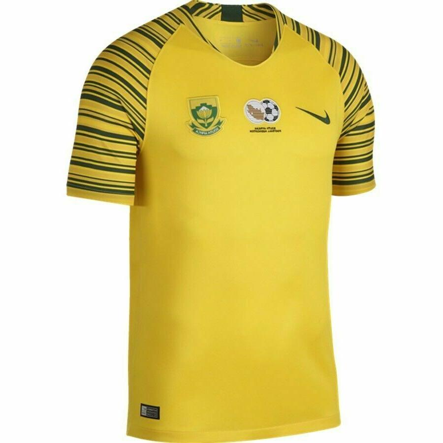 2018 south africa stadium home soccer jersey
