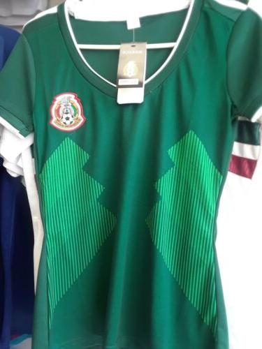 2018 Mexico FMF Replica Soccer Jersey MUNDIAL WORLD cup