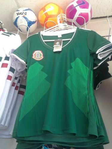 2018 Women's Mexico Replica Jersey WORLD mujer