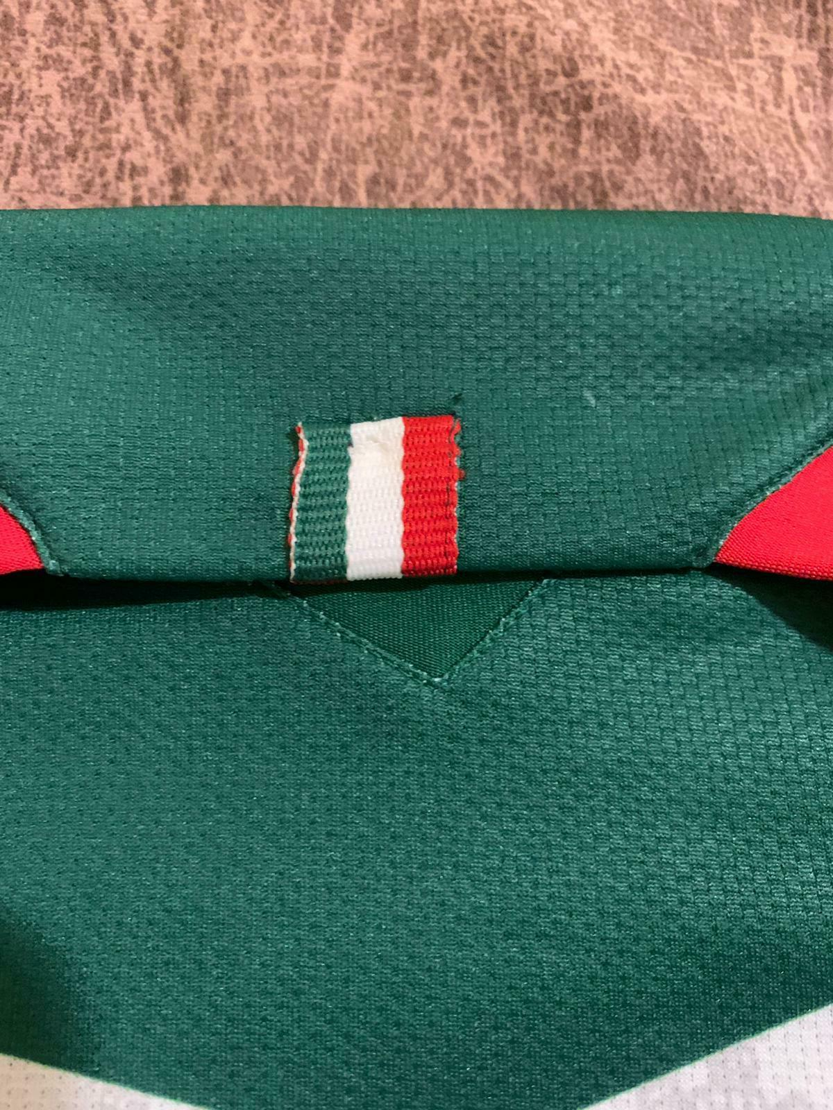 AUTHENTIC Mexico 2006 World Jersey size