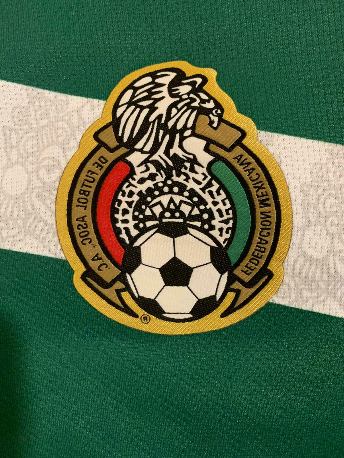 AUTHENTIC Nike Mexico World Cup Jersey
