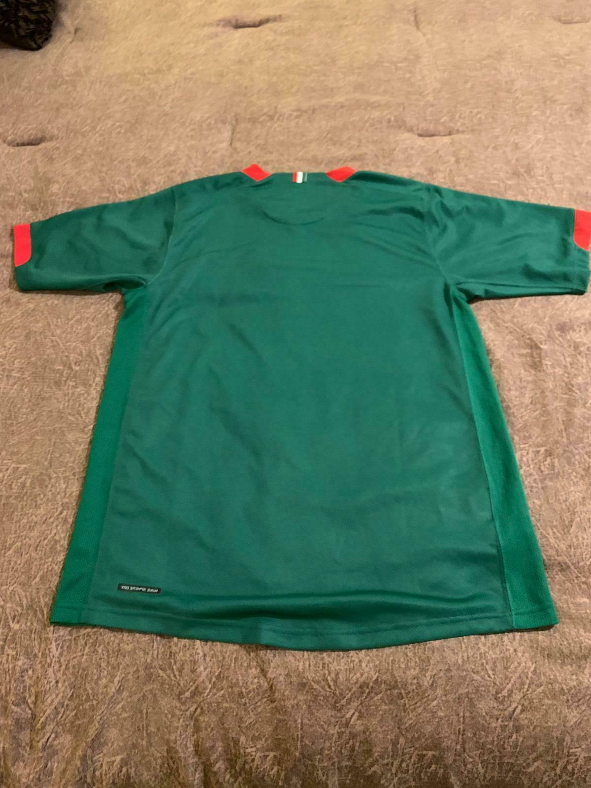 AUTHENTIC World Cup Jersey size ADULT SMALL