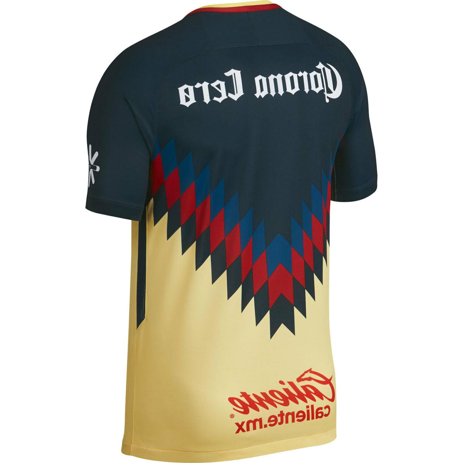 NIKE CLUB AMERICA AUTHENTIC 17/18 MEN'S T-SHIRT