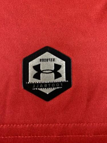 Under Armour Club Universidad Catolica Mens Jersey NWT 2XL Red