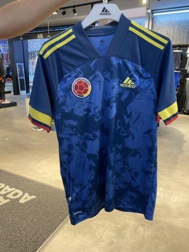 colombia soccer jersey men 2020 sizes available